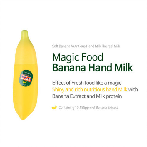 Tony Moly Magic Food Banana Hand Milk
