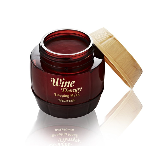 HOLIKA HOLIKA Wine Therapy Sleeping Mask Red Wine