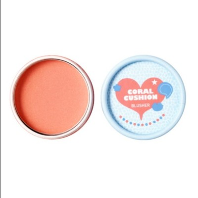 The Face Shop Lovely ME:EX Pastel Cushion Blusher
