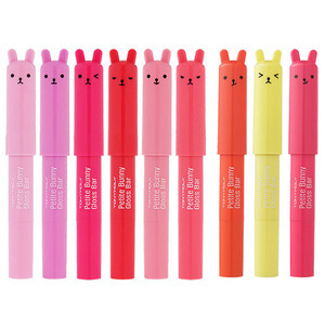 TONY MOLY Bunny Gloss Bars
