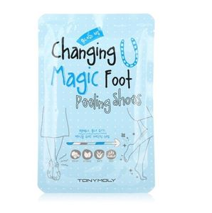 Tony Moly Changing U Magic Foot Peeling Shoes
